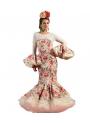 Costumi di Flamenco Jade Super