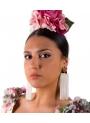 Orecchini Di Flamenca Per Donne Di Frange