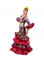 Costumi di flamenca 2018, Taglia 36 (S)