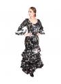 Costume Flamenco, Taglia 42 (L)
