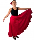 Gonna Flamenca da saggio MC2 per Bambina