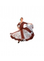 Gonne da Ballo Flamenco per Bambina Mod- EF038