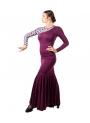 Gonne di Flamenca Vita alta Md 252