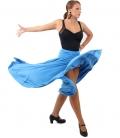 Gonna di Flamenca 4 godet in offerta