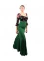 Gonna Di Flamenco - Modello Carmen