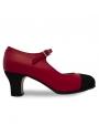 Scarpe di Flamenco, Teja Profesional