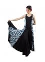 Vestito di Flamenco Per Donna - Mod 3780