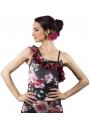 Maillot Di Danza Flamenco Mod 3174