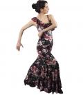 Gonna per Ballo Flamenco Stampata