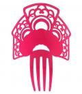 Pettine Ornamentale Di Flamenco di Acetato