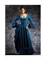 Vestiti Canastero di flamenco Geranio