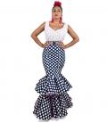 Gonna Flamenco, Taglia 34 (XS)