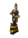 Vestito Spagnolo Di Flamenco, Taglia 36 (S)