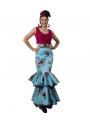 Gonna Spagnolo di Flamenco, Taglia 40 (M)