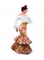 Gonna flamenco, taglia 36 (S)