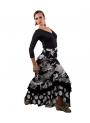 Gonne Flamenca di Ballo con volantes