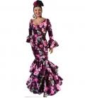 Costume di Flamenco Economici, Taglia 34 (XS)