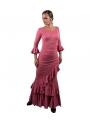 Completi Da Ballo Flamenco Mod. Salón Rosa