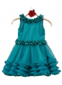 Costumi Spagnolo Bambina, Taglia 3