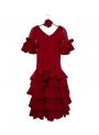 Costumi Di Flamenco Bambina, Taglia 5
