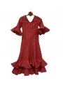 Vestito di Flamenco Bambina 2020, Taglia 8
