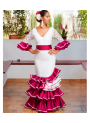 Vestito Spagnolo Di Flamenca 2021