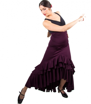 Gonna Di ballo Flamenco Taconeo