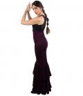 Gonna Di Flamenco per donna Modello Fandango