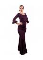 Completi Da Ballo Flamenco Mod. Carmen Melanzana