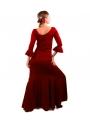 Completi Da Ballo Flameco Mod Carmen Rosso