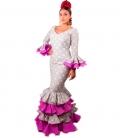 Vestito di Flamenco economici, Taglia 46 (XL)