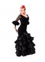 Vestito di Flamenco, Taglia 36 (S) Helena