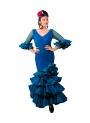Vestito Di Sevillanas Marbella -Talla 44 (L)