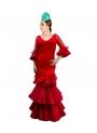 Moda Di Flamenco Helena Rosso, Taglia 36 (S)