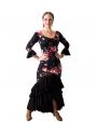 Gonna Di Flamenco - Taconeo motivo floreale