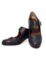 Scarpe per Flamenco en Pelle Con I Chiodi