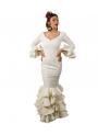Vestito Flamenco, Taglia 34 (XS)