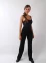 Pantaloni Di Ballo Flamenco Per Donna - Mod 1665