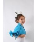Scaldacuore Di Flamenca Per Bambina Mod F115