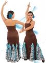 Vestito Flamenca Ballo - Mod- E3836