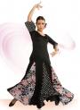Vestito Flamenco Donna - Mod E4000