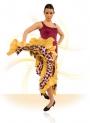 Vestito Donna Per Ballo - Mod E4503