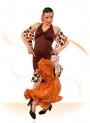 Vestiti Di Flamenco Donne - Mod. E4454