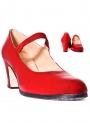 Scarpe da Ballo Flamenco En Pelle