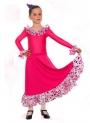 Gonne di Flamenco per Bambina Mod EF008