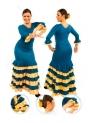 Gonne Flamenca Happy Dance Mod EF084