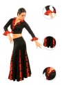 Gonne Flamenca per Bambina Mod EF105