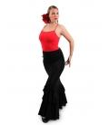 Gonna Di Flamenco Salón Vita Normale - Ultime Unità