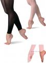 Calze danza classica Convertibili
