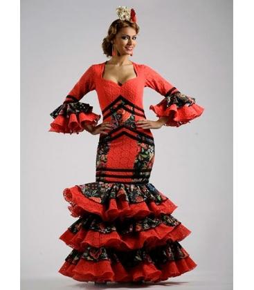 Vestito Spagnolo Di Flamenca 2015 Alborea